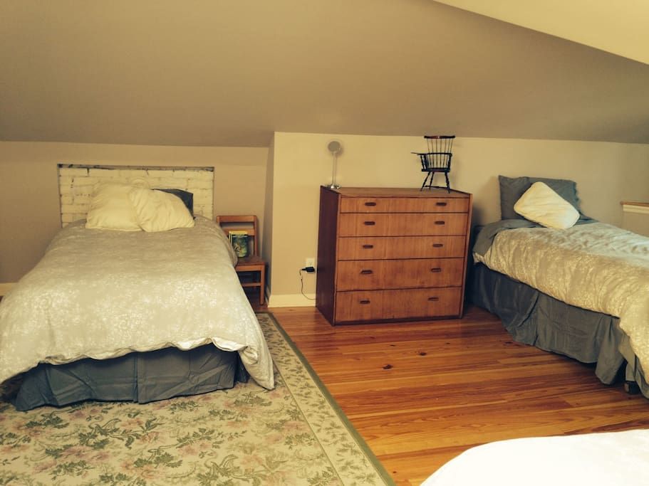 Third floor bedroom