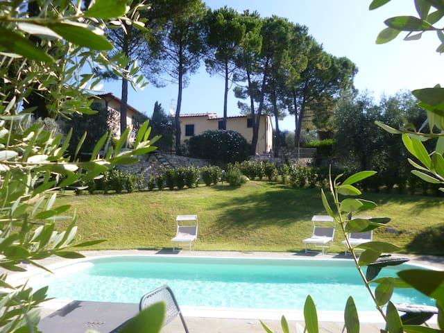 apartment Tuscany Florence Roso - Bagno a Ripoli - Apartment