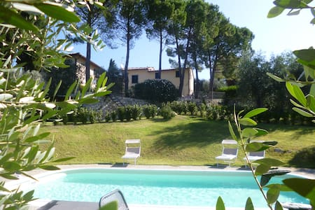 apartment Tuscany Florence Roso - Баньо-а-Риполи