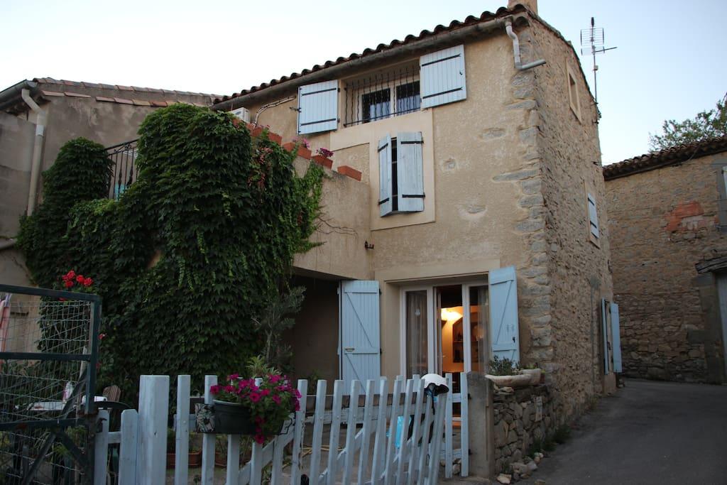 Languedoc roussillon chambre 5mn de minerve maisons de - Chambre d agriculture languedoc roussillon ...