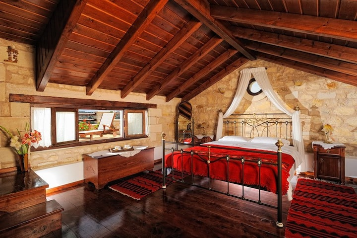 Traditional vacation rental Crete, Chania