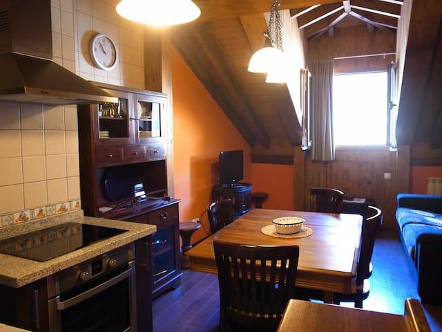 Casa Rural en Asturias Ca Fierros - Aller - Casa