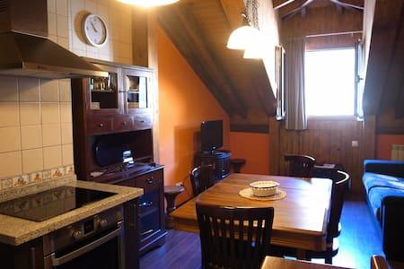 Casa Rural en Asturias Ca Fierros - Aller - บ้าน