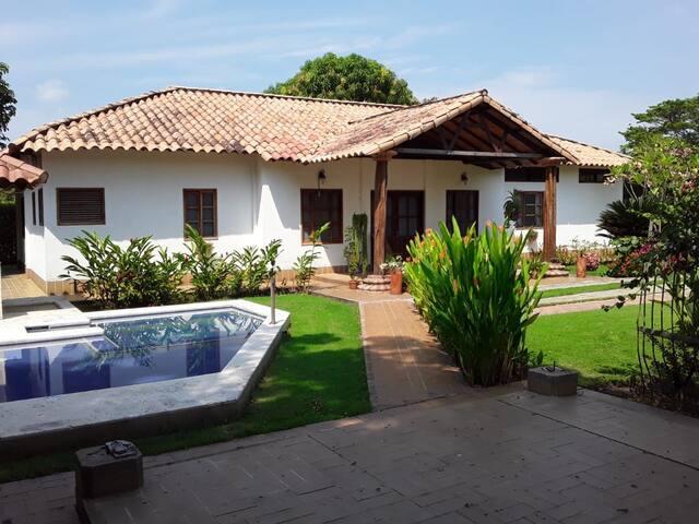 Casa Campestre de descanso en La Dorada- Caldas