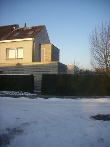 Vaubanlodge/appartement in Ieper - Ypres - Leilighet