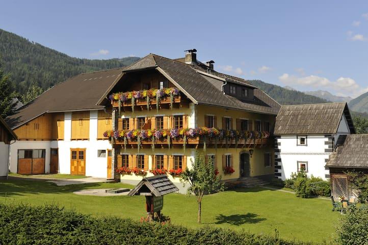 Katschberg-Aineck/ Appartement für 4 Personen - Sankt Michael im Lungau - Apartamento