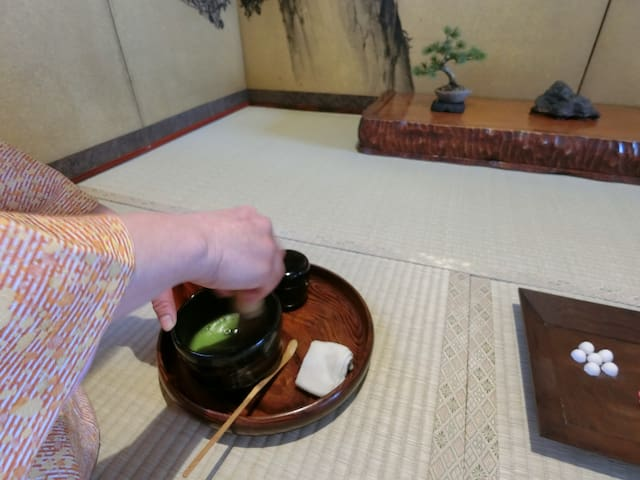 New Open Welcome Matcha service  5min to sta - Kyoto-city
