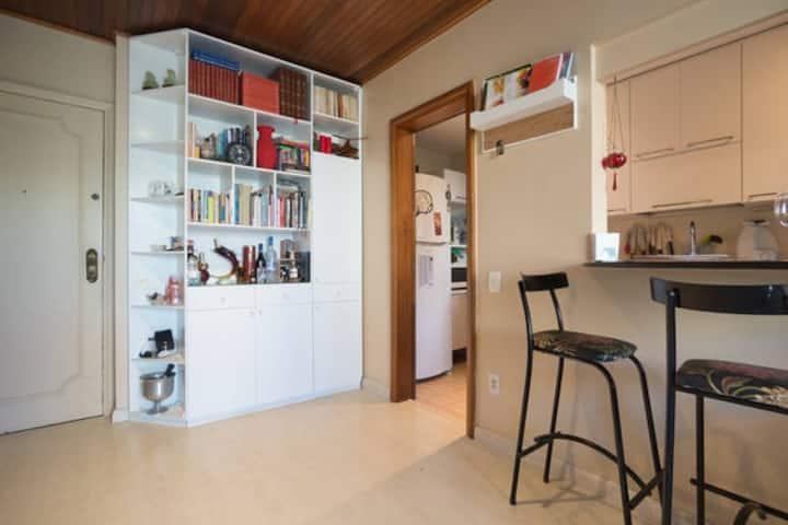 Apartamento aconchegante Barra da Tijuca praia!