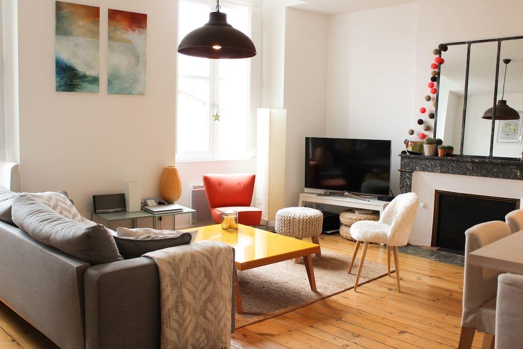 ch sdb ind pendante grand t3 bdx centre appartements louer bordeaux aquitaine limousin. Black Bedroom Furniture Sets. Home Design Ideas