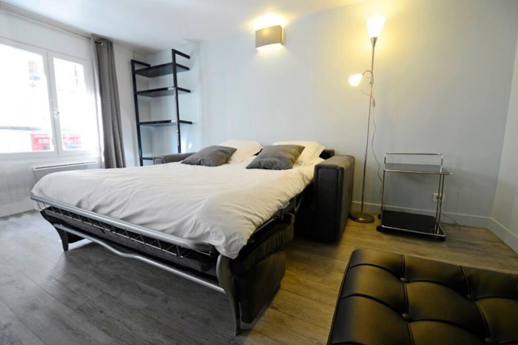 Appartement h tel de ville le marais appartements for Appart hotel paris location au mois