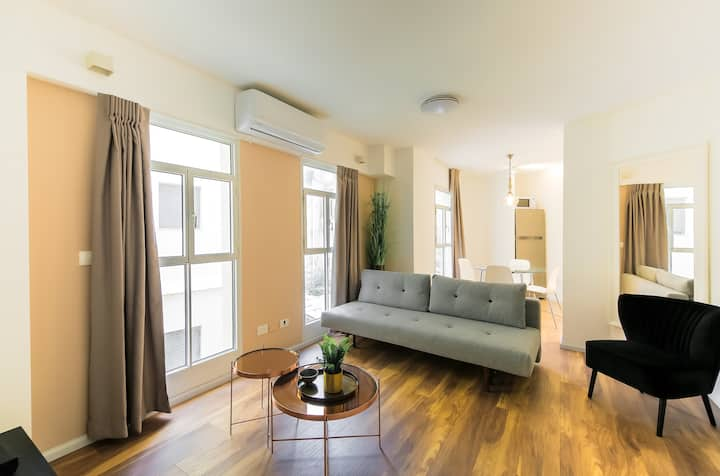 Stylish apartment, Heart of Tel Aviv