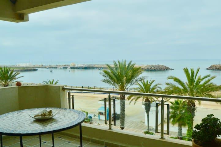 House beach Asilah
