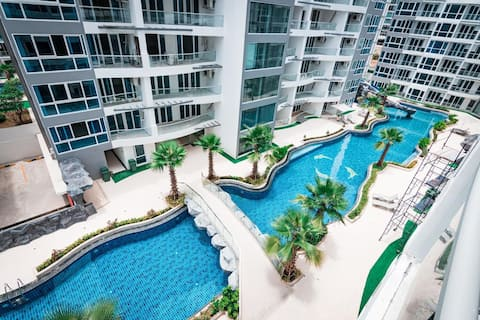 Luxury 1 Bed - Pattaya City Centre - Grand Avenue