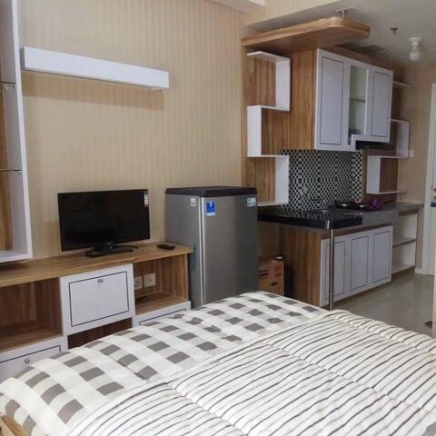 Apartment Parahyangan Residence - Studio Type