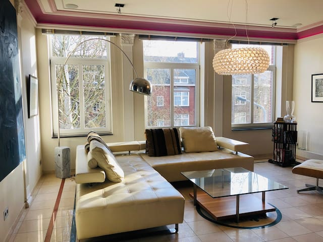 Luxurious apartment in Maastricht city centre