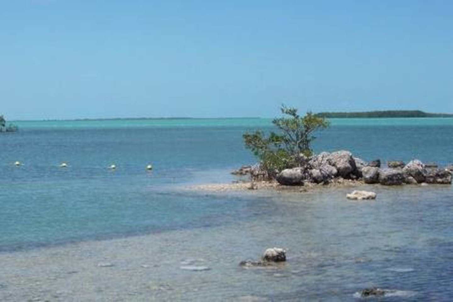 A view of Key Largo
