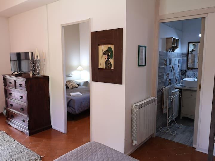 Casa degli Ulivi Etna, Suite Familiare in giardino
