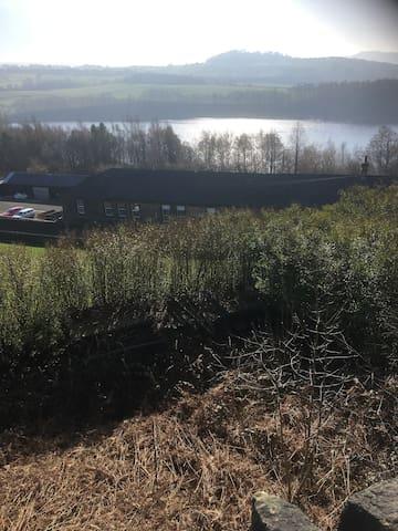 The Hayloft.Tintwistle.Glossop. Derbyshire.SK131JX
