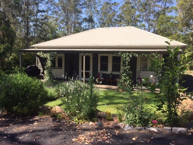 Beautiful country cottage - Kangaroo Valley - Casa