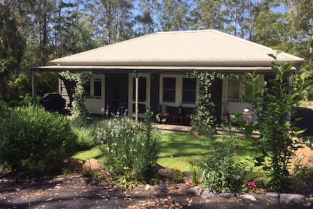 Beautiful country cottage - Kangaroo Valley