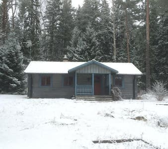 Golf Cottage in forest - Golvsta