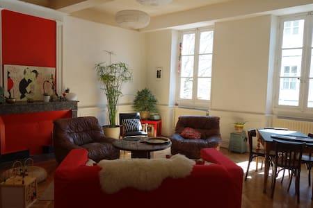 appartement de charme centre ville - Apartment