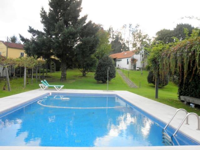 ¡¡Impresionante Casa Rural a estrenar en Galicia!!