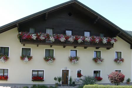 Bauernhof Hansenmann, Christian und Eva Zopf - Unterfeichten - อพาร์ทเมนท์