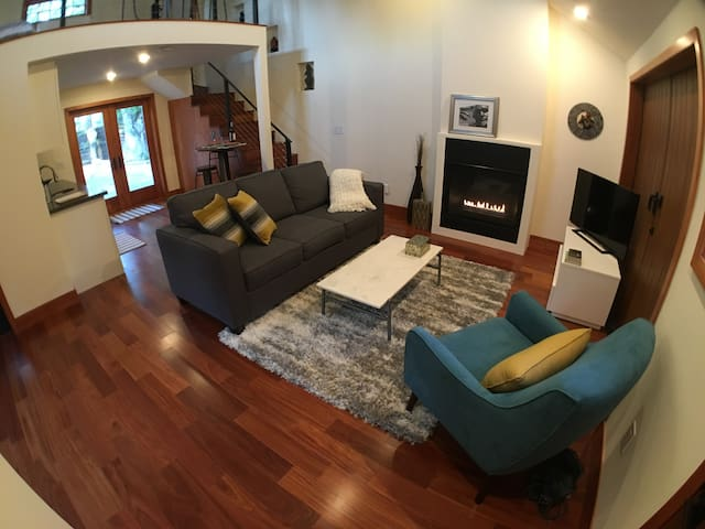 Modern Cottage - beauty, light and comfort - Redwood City - Bungalow