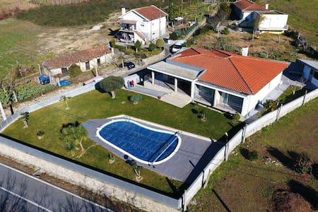 Vivenda com Piscina em Vila Verde - Coucieiro - Hus