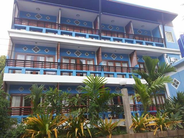 Koh Tao Thailand Roctopus Hotel