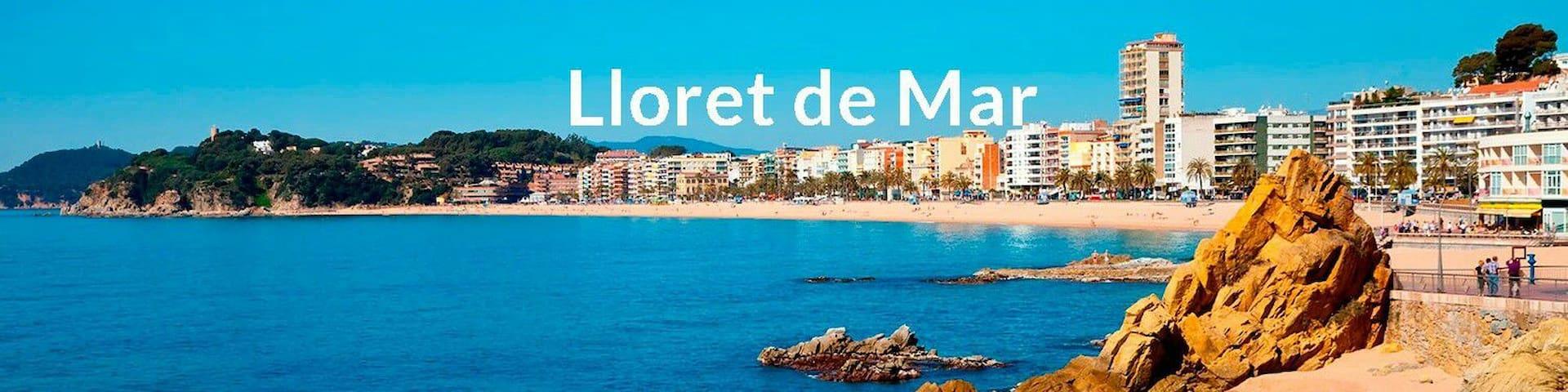 Apartamento en la Playa - Lloret de Mar - Apto. en complejo residencial