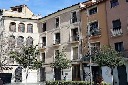Piso en el casco antiguo de Tudela - Tudela - Apartment