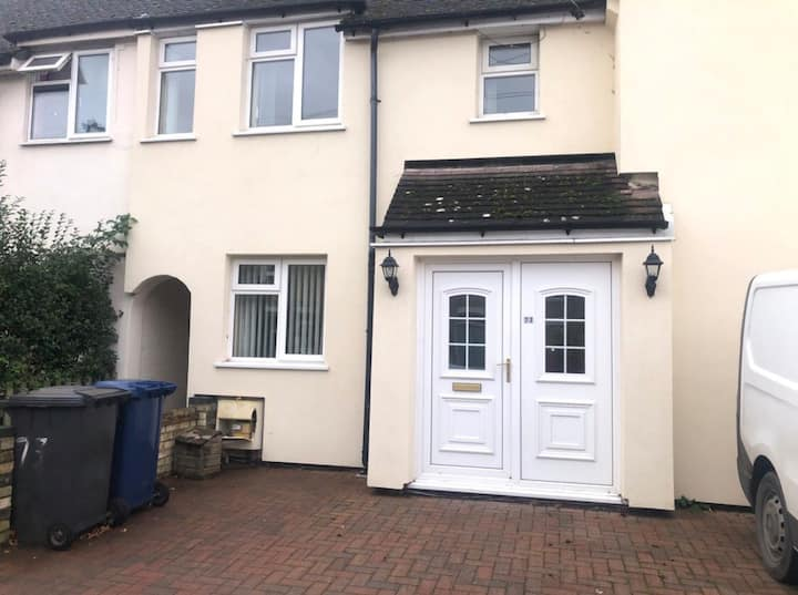 3/4 Bedroom house in central Cambridge