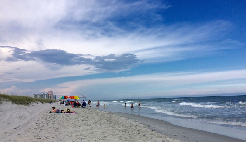 Quiet apartment retreat minutes to beaches. - Myrtle Beach - Flat