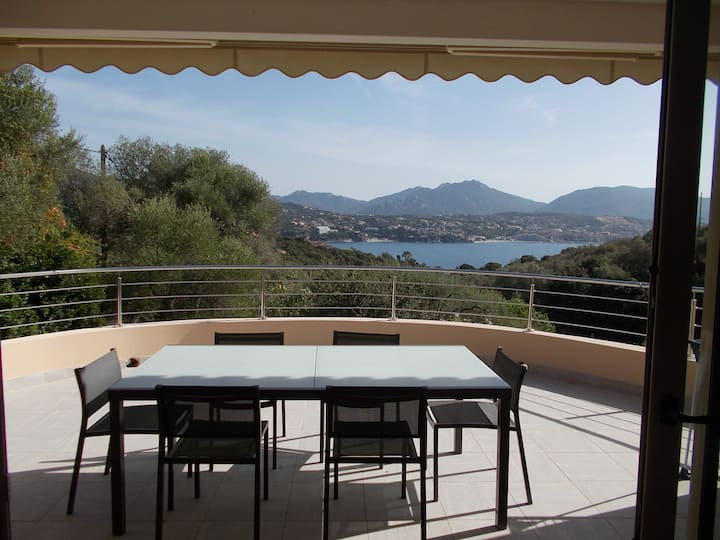 CASA CARTIER appart indépendant dans villa