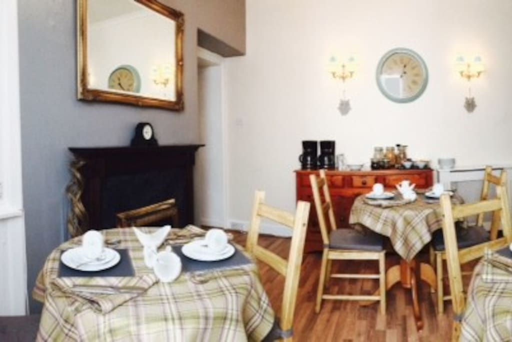 Oban Bed And Breakfast  Star