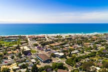Beach Bungalo2+AC,Blocks 2 LaJolla Shores Beach