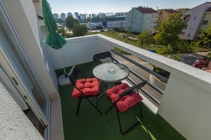 Apartment Klara- One bedroom apartment with balcony