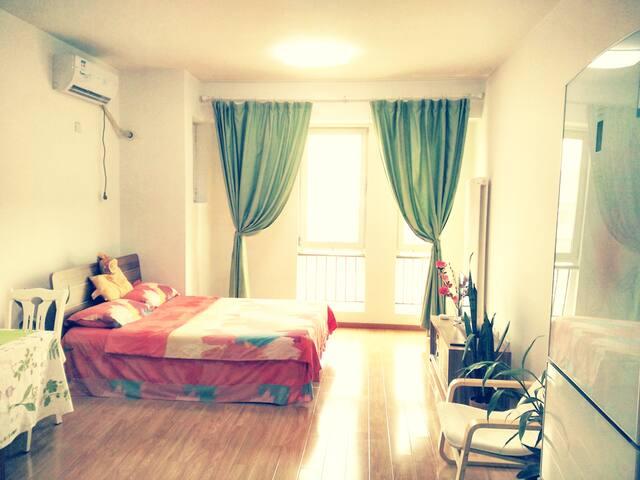 良乡大学地铁站-浪漫满屋-整套公寓可做饭