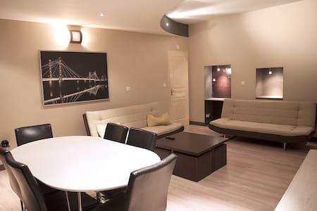 City center apartment 60 m2 - Chambéry - Lakás