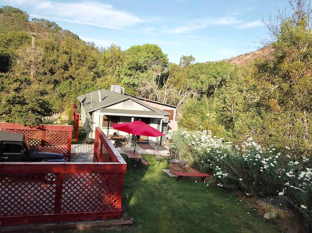 Kaweah River Cabin ~ LONG TERM STAY SPECIAL ~