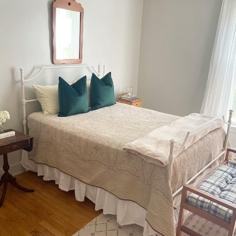 Cozy on the Hill: Quiet and Clean Farmhouse Stay