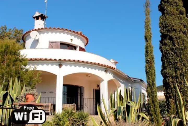 Villa Villa Castell