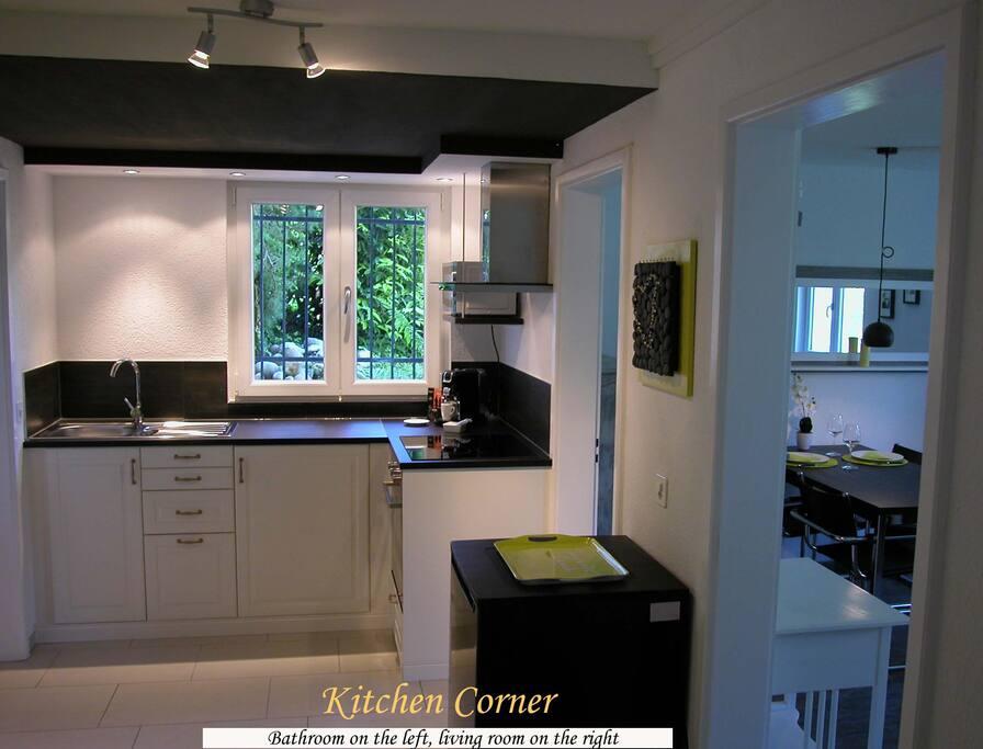 Die Küche La cuisine