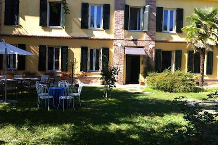 Countryfarm house Langhe Monferrato - Rocca d'Arazzo