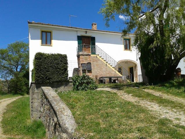 Agriturismo La Ciava (Il Girasole) - Chiusdino SIENA - Apartment