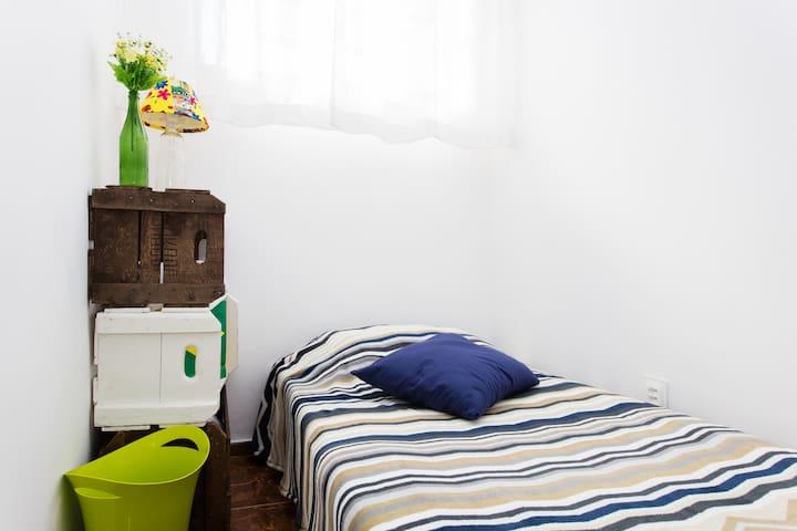 quarto privado individual