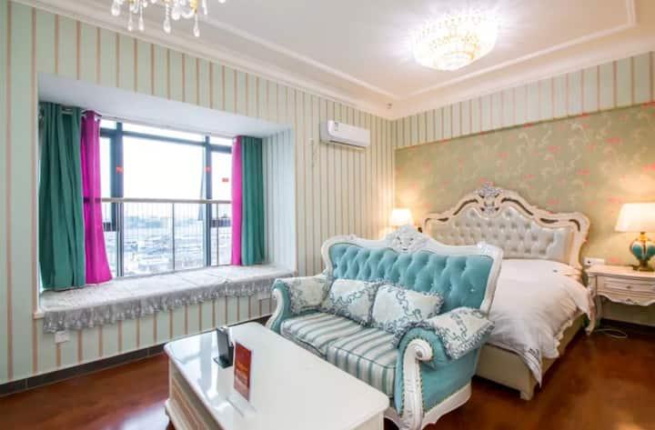 01 桂林北站恒大公寓,一个好房东期待您来做客