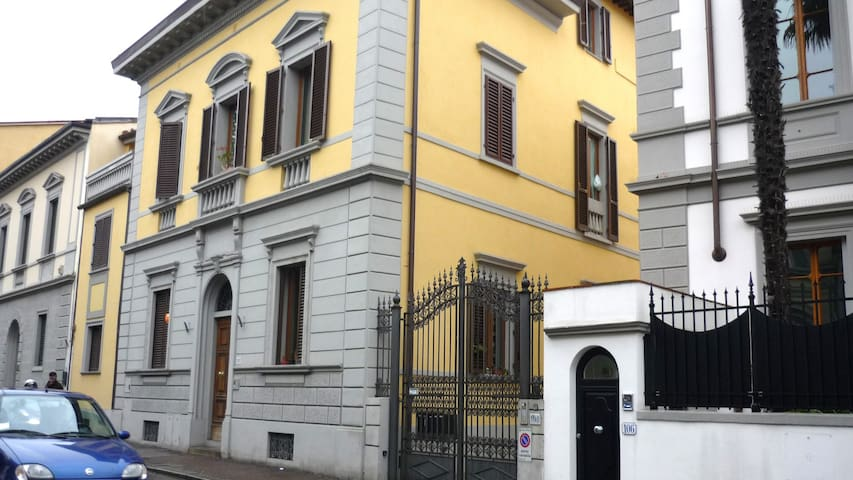 Florence, Central, Quiet Apartment - Florencja - Apartament